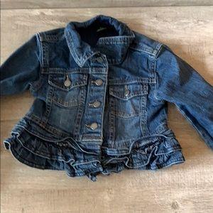 Kids Jean Jacket 5T